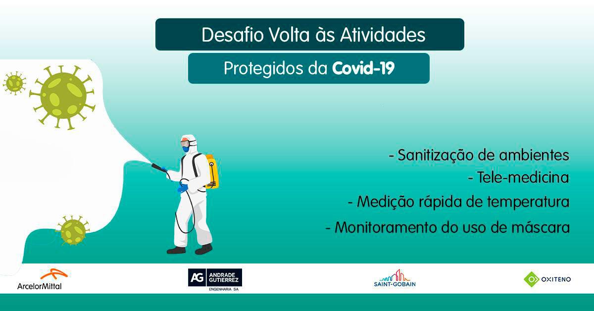 Desafio COVID-19