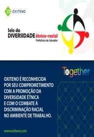 Oxiteno conquista Selo de Diversidade Étnico-Racial