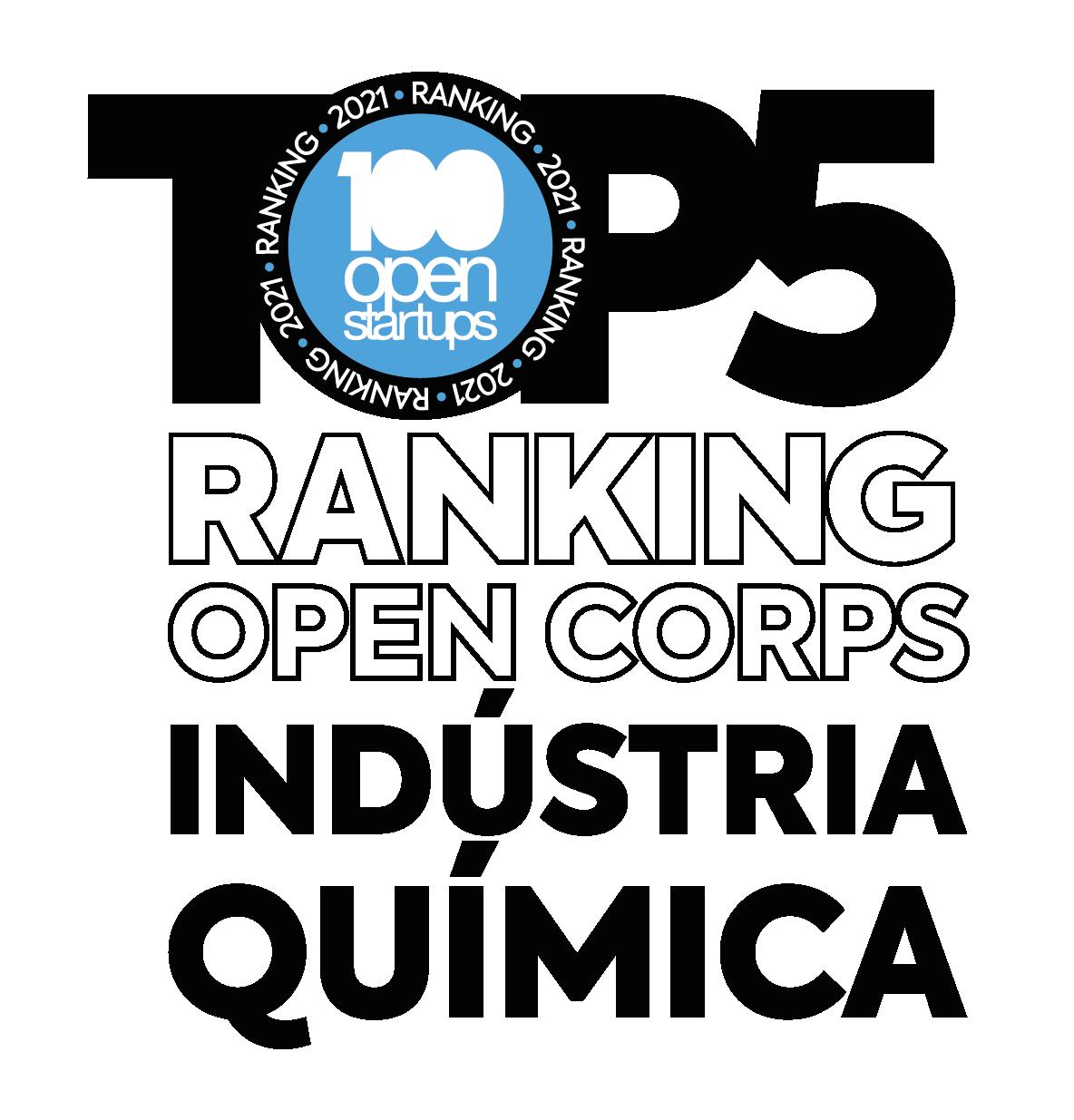 Oxiteno é reconhecida no TOP 5 de indústrias químicas do ranking Open Corps 2021