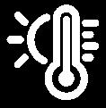 Aplicación de amplio rango de temperatura